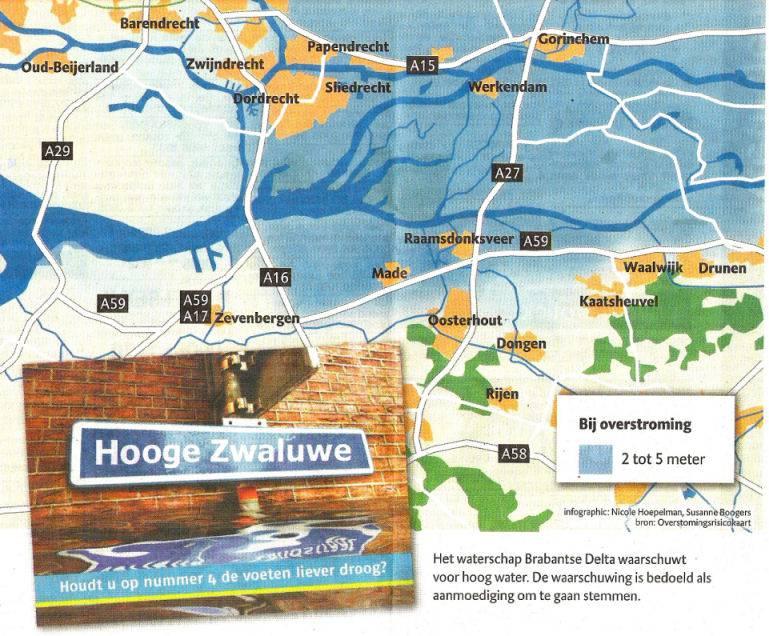 afb 2 kaart Dongemond