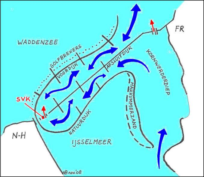 doorstroming IJsselmeer 4
